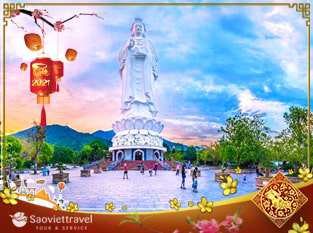 Du lịch Tết Nguyên Đán 2021 – Đà Nẵng – Bà Nà – Hội An – Cù Lao Chàm 3 Ngày 2 Đêm từ TP. HCM