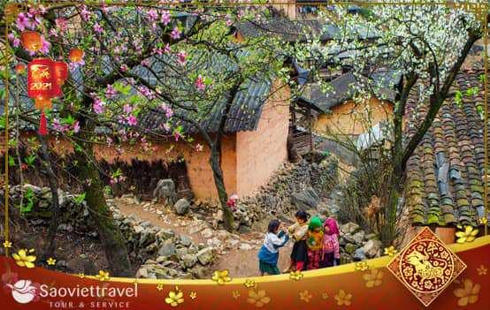 Du lịch Tết Âm lịch 2021 – Hà Nội – Hà Giang – Quản Bạ – Đồng Văn 4 ngày từ Sài Gòn