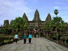 Angkor Wat Campuchia
