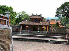 Lang Minh Mang Hue