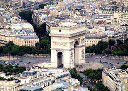 Du Lich Arc De Triomphe