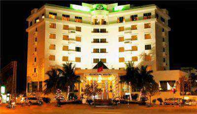 Khách Sạn Central Quảng Ngãi