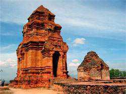 Du Lịch tháp Poshanư