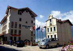 khách sạn Bamboo Sa Pa
