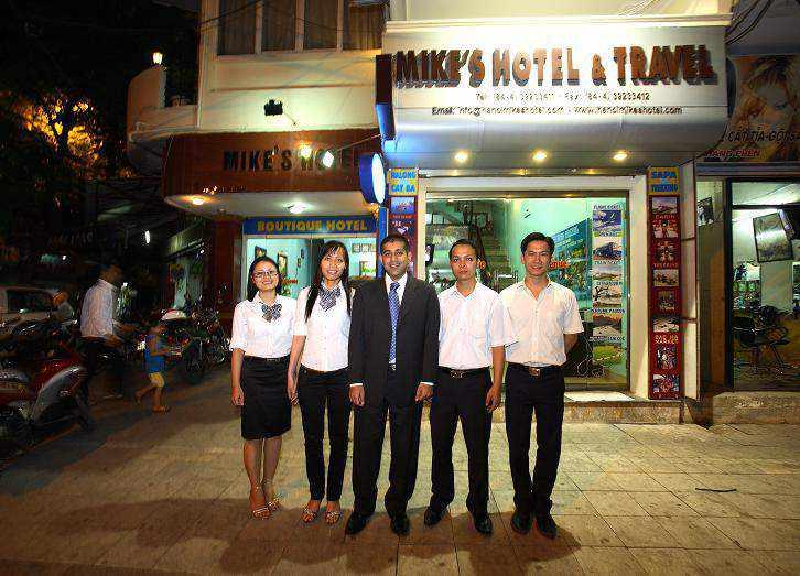 Khách sạn Hà Nội Mike's