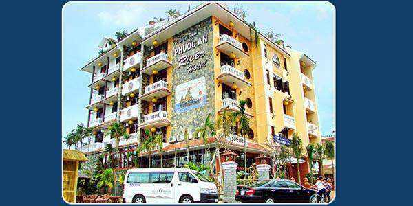 Khách sạn Phước An River Hội An