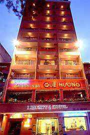 Khách Sạn Quê Hương 2 Sài Gòn