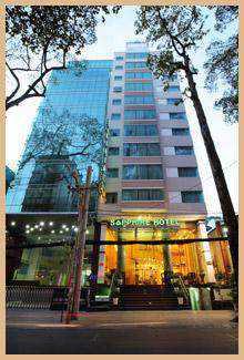 Khách sạn Sapphire Hồ Chí Minh